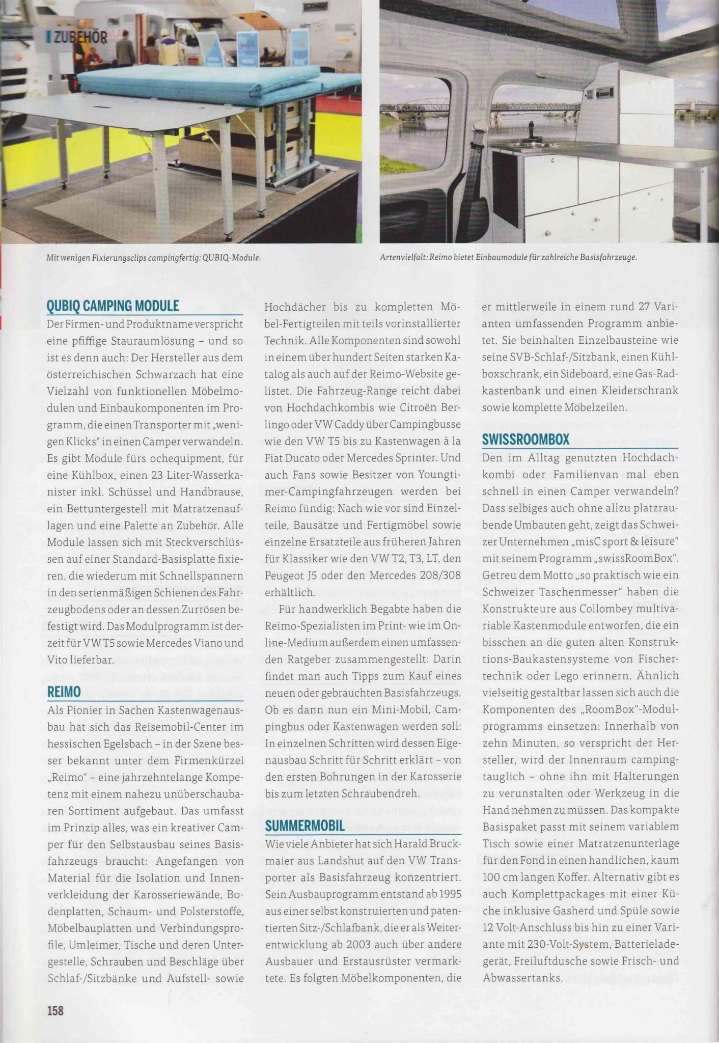 Camp24 Magazin Spezial 2015 Artikel
